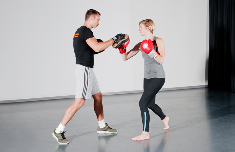 Kickboksen in Den Haag - Personal Performance Training